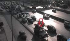 التحكم المروري: تعطل شاحنة على أوتوستراد الزلقا وحركة المرور كثيفة
