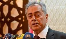 السفير السوري: سوريا أسقطت الرهان وكسبت وترحب بأي مراجعة خارجية أو تصويب للمواقف