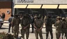أمن أربيل: ألقينا  القبض على 4 إرهابيين نفذوا الهجوم على الدبلوماسي التركي