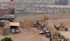 الأناضول: قاعدتان عسكريتان جديدتان أميركيتان شرقي سوريا