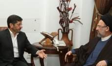 علي فضل الله: لتعزيز علاقات إيران مع المحيط العربيّ والإسلاميّ