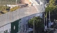النشرة: وضع حذر على جانب الحدود اللبنانية الاسرائيلية