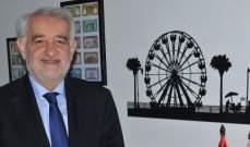 """زياد بكداش أكّد لـ""""النشرة"""" أن القطاع الصناعي يسير على طريق الإزدهار: الإجتماع مع رياض سلامة كان إيجابيا"""