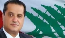 إيلي رزق: الإمارات أظهرت أنها الصديق الحقيقي للبنان في وقت الضيق
