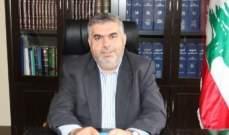 رئيس بلدية ببنين: نقف الى جانب الشعب الفلسطيني اللاجئ في لبنان