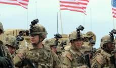 """الجيش الأميركي: قاذفتان تنفذان """"دورية جوية"""" فوق الشرق الأوسط لـ""""ردع العدوان وطمأنة الشركاء"""""""