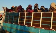 """عناصر بلدية القاع ضبطوا """"بيك اب"""" ينقل عمالا زراعيين دون مراعاة شروط الحماية من انتقال كورونا"""