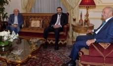 MTV: الحريري سمع أمس من جنبلاط كلاما واضحت بشأن باسيل ومسار تعاطيه مع القوى السياسية