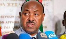 الوسيط الإثيوبي للسودان حث المجلس العسكري والمعارضة على إجراء محادثات مباشرة
