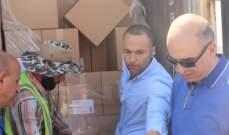 جولة مفاجئة للمدير العام للزراعة في مرفأ بيروت وضبط مخالفات