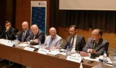 """أنطوان حداد: """"سيدر"""" فرصة للبنان لكن ذلك لن يتم دون اصلاحات"""