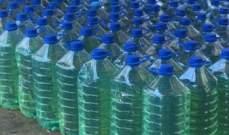 جمارك صيدا ضبطت 4200 ليترا من مادة المازوت و2200 ليترا من البنزين في محلة الأولي