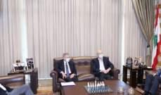 الحريري استقبل رؤساء الحكومة السابقين وتناول اللقاء آخر المستجدات والأوضاع العامة