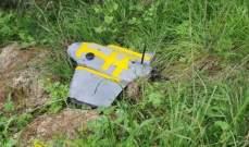 الجيش الاسرائيلي: إسقاط طائرة شراعية لحزب الله بعد إختراقها مجالنا الجوي