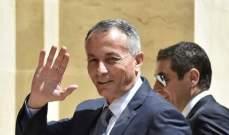 روكز: كل الدعم والتأييد لنادي قضاة لبنان والمرحلة المقبلة تبشّر بالتفاؤل والخير