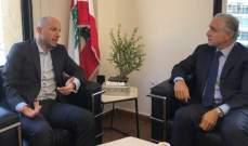 وزير البيئة طلب من عيتاني إطلاق الفرز من المصدر في بيروت