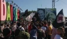 إصابة متظاهر فلسطيني ثان برصاص الجيش الاسرائيلي عند حدود بلدة كفركلا