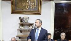 قبيسي: بعض من يتبوء مراكز بمصرف لبنان وجمعية المصارف يساهم بتأجيح الشارع وتجويع الناس