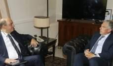 OTV: الخوري طلب من سفير تركيا أن تصدر خارجية تركيا بيانا آخرا يوضح البيان الاول