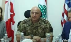 رامبلنغ وريتشارد التقيا قائد الجيش في قيادة فوج الحدود البرية الثاني