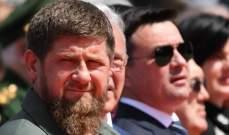 مساعد الرئيس الشيشاني: ما يشاع عن تسميم قديروف خرافة نسجت بخيال ضحل