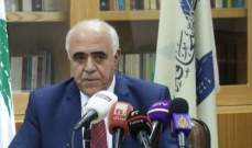 القصيفي لوسائل الاعلام:لعدم الإنجراف بموجة الشائعات المغرضة المسيئة للبنان