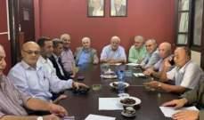 فصائل منظمة التحرير دانت محاولة سلطات إسرائيل التخلص من المطران حنا عبر تسميمه