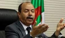وزير العدل الجزائري قدم مشروع قانون تأسيس سلطة مستقلة للإشراف على الانتخابات