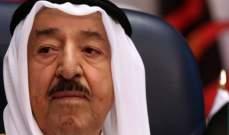 رئيس وزراء الكويت: صحة الأمير شهدت تحسنا ملحوظا مؤخرا