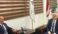 ابي رميا: لتحسين أوضاع المستشفيات الحكومية في قضاء جبيل
