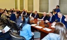 اجتماعات امنية ونقابية وقطاعية في السراي لمتابعة إجراءات مواجهة كورونا