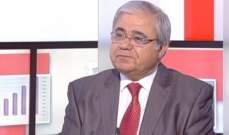 ماريو عون: جنبلاط مأزوم بدليل تراجعه عن مطلبه الأساسي بتشكيل حكومة من 18 وزيراً