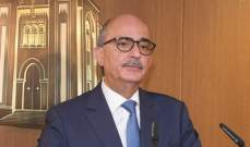 """نزيه نجم: هناك هدر كبير في """"كهرباء لبنان"""" وخسارتنا بالقطاع أكثر من 50 مليار دولار"""