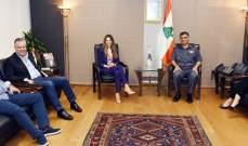 اللواء عثمان لحبيش: سنحمي مهرجانات القبيات ونؤمن سلامة جميع المشاركين
