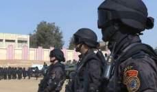 الشرطة المصرية تكثف تواجدها في محيط المدارس والمعاهد