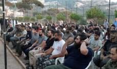 حردان: إسرائيل هُزمت ولبنان انتصر بالصمود والإرادة والمقاومة