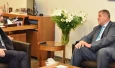 جعجع عرض التطورات على الصعيدين اللبناني والإقليمي مع كوبيتش