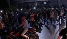 الجزيرة: ارتفاع عدد المعتقلين على خلفية مظاهرات تطالب برحيل السيسي إلى 1909 أشخاص