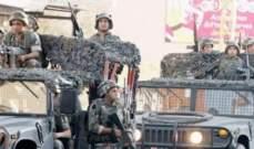 النشرة: الجيش اللبناني طوق اشكالا تخلله إطلاق نار في رياق