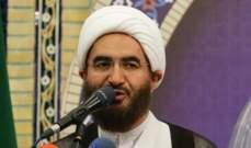 خطيب الجمعة في طهران: إغتيال سليماني شکّل منعطفا في منطقة المقاومة