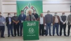 حماس تطلق حملتها الإغاثية في مخيمات وتجمعات منطقة صور
