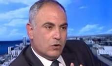 أسود للفلسطينيين: احترموا قوانين لبنان وهل بإمكانكم الإعتراض على قوانين بلدان أخرى؟