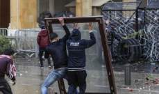 """باصات """"الشمال"""" تُسقط 160 جريحا في بيروت وقرار فرض الأمن تأخر 5 ساعات"""