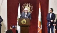 """الجسر من بكركي: جددنا دعم """"إعلان بعبدا"""" كاملا والحريري مصمم على تأليف حكومة مهمة من الاختصاصيين غير الحزبيين"""