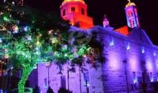 """الميلاد ورأس السنة"""" مع """"كورونا"""": زينة دون احتفالات... والمطران حداد لـ""""النشرة"""": نريد لبنان الجديد"""
