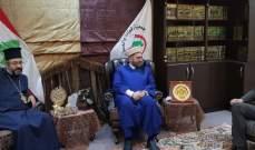 القطان أكد ضرورة الوقوف مع حركات المقاومة سيما في فلسطين