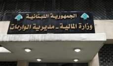 اعتصام أمام مبنى الواردات المالية في بشارة الخوري