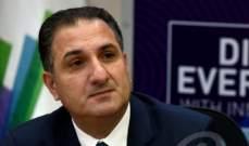 وزير الاتصالات استمع الى هواجس نقابة موظفي الفا وتاتش