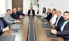 بطيش عرض مع نقابة وسطاء التأمين أوضاع القطاع