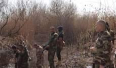 """الحشد الشعبي أعلن تدمير مضافات لـ""""داعش"""" في محافظة ديالى العراقية"""